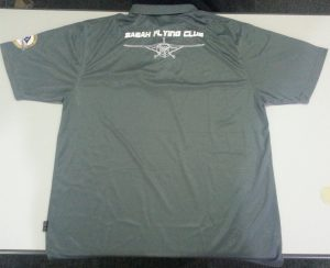 Collar T-Shirt- back