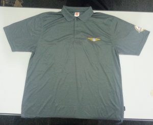 Collar T-Shirt- front