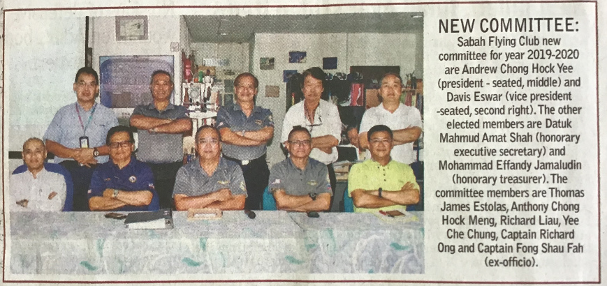 Borneo Post News Article 29 March 2019