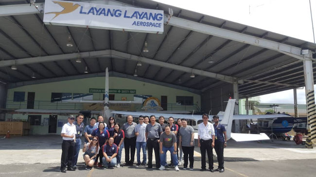Young Malaysians Movement Visit To Sabah Flying Club