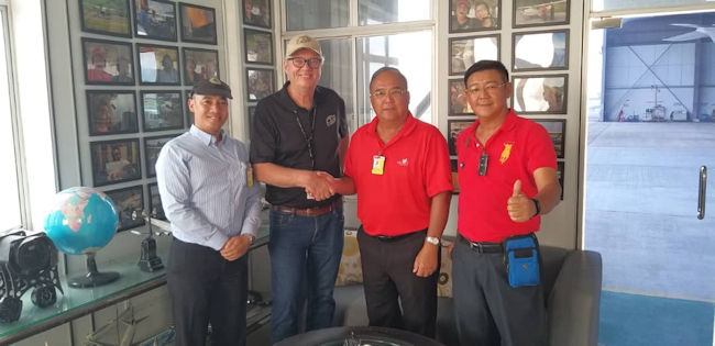 Sabah Flying Club Visits Other Malaysian Flying Clubs