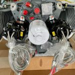 Lycoming Engine for 9M-SFC arrival at SFC/LLA hangar